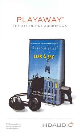 Liar & Spy (Pre-recorded digital audio player)