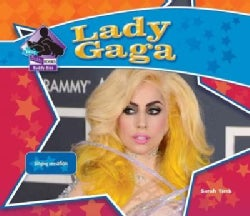 Lady Gaga: Singing Sensation (Hardcover)