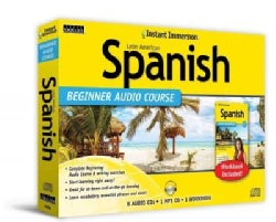 Instant Immersion Spanish Beginner Audio Course: Latin American