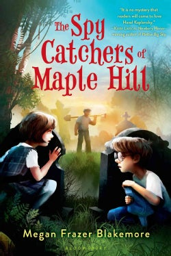 The Spy Catchers of Maple Hill (Paperback)