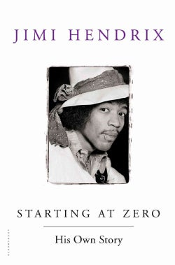 Starting at Zero: His Own Story (Hardcover)