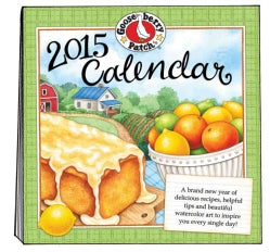 2015 Gooseberry Patch Wall Calendar (Calendar)