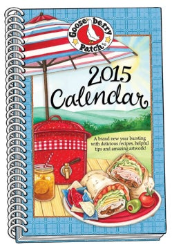 Gooseberry Patch Appointment 2015 Calendar (Calendar)