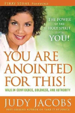You Are Anointed for This!: Walk in Confidence, Boldness, and Authority (Paperback)