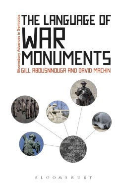 The Language of War Monuments (Hardcover)