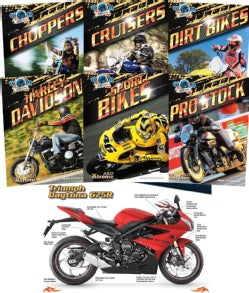 Xtreme Motorcycles (Hardcover)
