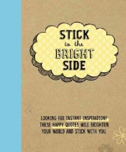 Stuck on Smiles: Quirky Gratitude Quotes That Stick in Your Memory...and on Your Stuff (Hardcover)