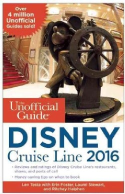 The Unofficial Guide Disney Cruise Line (Paperback)