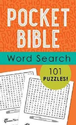 Pocket Bible Word Search: 101 Puzzles! (Paperback)