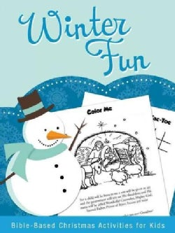 Winter Fun: Bible-Based Christmas Activities for Kids (Paperback)