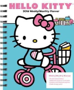 Hello Kitty 2016 Weekly/Monthly Planner (Calendar)