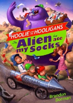 The Alien That Ate My Socks (Hardcover)