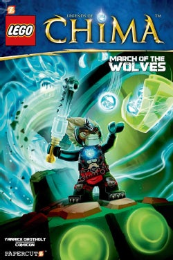 Lego Legends of Chima 5: Wings For A Lion (Hardcover)