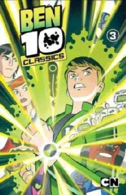 Ben 10 Classics 3: Blast from the Past (Paperback)