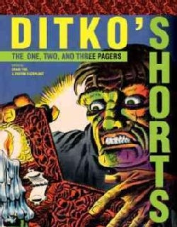 Ditko's Shorts (Hardcover)