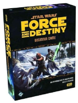 Star Wars Role Playing Game: Force and Destiny Beginner Game (Game)