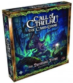 Call of Cthulhu Lcg - the Thousand Young Expansion (Game)