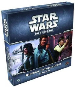 Star Wars LCG: Imperial Entanglements Deluxe Expansion (Cards)