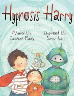 Hypnosis Harry (Hardcover)