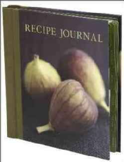 Recipe Journal Fig (Hardcover)