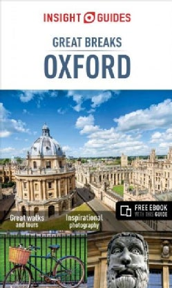 Insight Guides Great Breaks Oxford (Paperback)