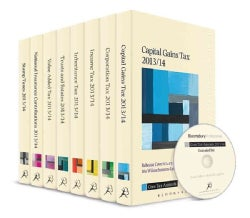 Core Tax Annuals 2013/14 Extended Set (Paperback)