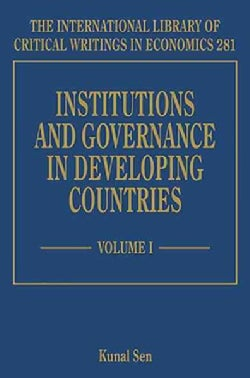Institutions and Governance in Developing Countries (Hardcover)