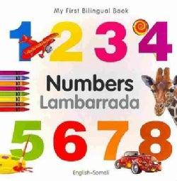 Numbers / Lambarrada (Board book)