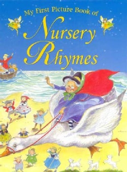 My First Picture Book of Nursery Rhymes (Hardcover)