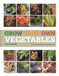 Grow Your Own Vegetables (Paperback)
