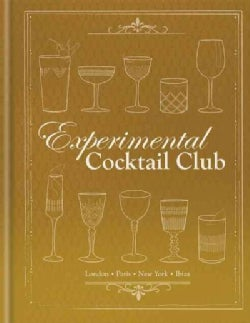 Experimental Cocktail Club (Hardcover)
