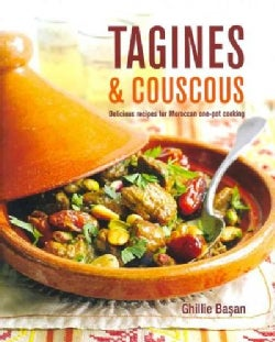 Tagines & Couscous: Delicious Recipes for Moroccan One-pot Cooking (Hardcover)
