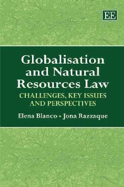 Globalisation and Natural Resources Law: Challenges, Key Issues and Perspectives (Paperback)