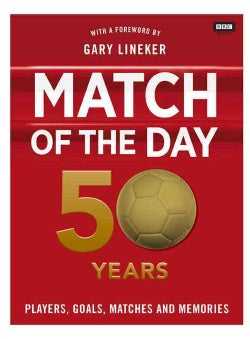 Match of the Day: 50 Years (Hardcover)