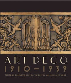 Art Deco 1910-1939 (Hardcover)