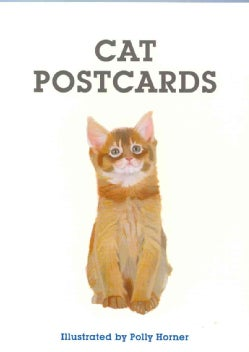 Cat (Postcard book or pack)