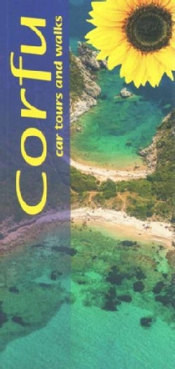 Landscapes of Corfu: a countryside guide (Paperback)
