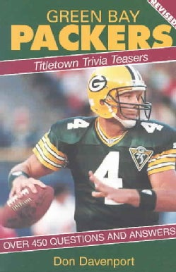 Green Bay Packers: Titletown Trivia Teasers (Paperback)