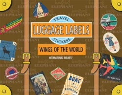 Wings of the World Luggage Labels (Paperback)