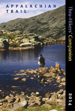 Appalachian Trail Thru-Hikers' Companion 2014 (Paperback)