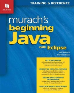 Murach's Beginning Java With Eclipse (Paperback)