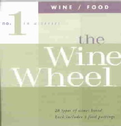 The Wine Wheel: Wine/Food (Paperback)