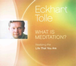 What Is Meditation?: Realizing the Life That You Are (CD-Audio)