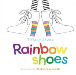 Rainbow Shoes (Hardcover)