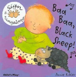 Baa Baa Black Sheep! (Board book)
