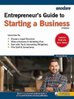 Entrepreneur's Guide to Starting a Business (Paperback)