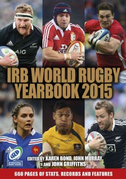 World Rugby Yearbook 2015 (Paperback)
