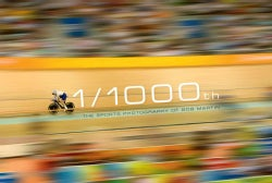 1/1000th: The Sports Photography of Bob Martin (Hardcover)