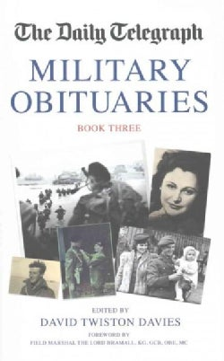 The Daily Telegraph Book of Military Obituaries (Hardcover)
