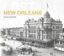 Lost New Orleans (Hardcover)